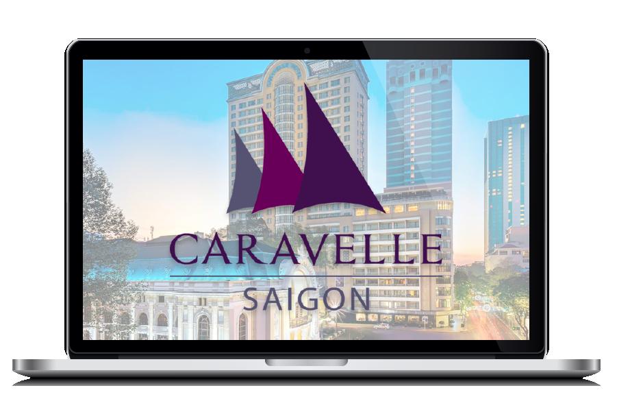 Caravelle Hotel- Digital Nomad Design - Client Potfolio