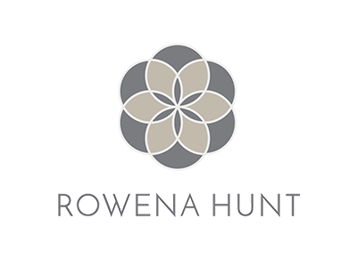 Rowena Hunt Health & Yoga- Digital Nomad Design - Branding Clients
