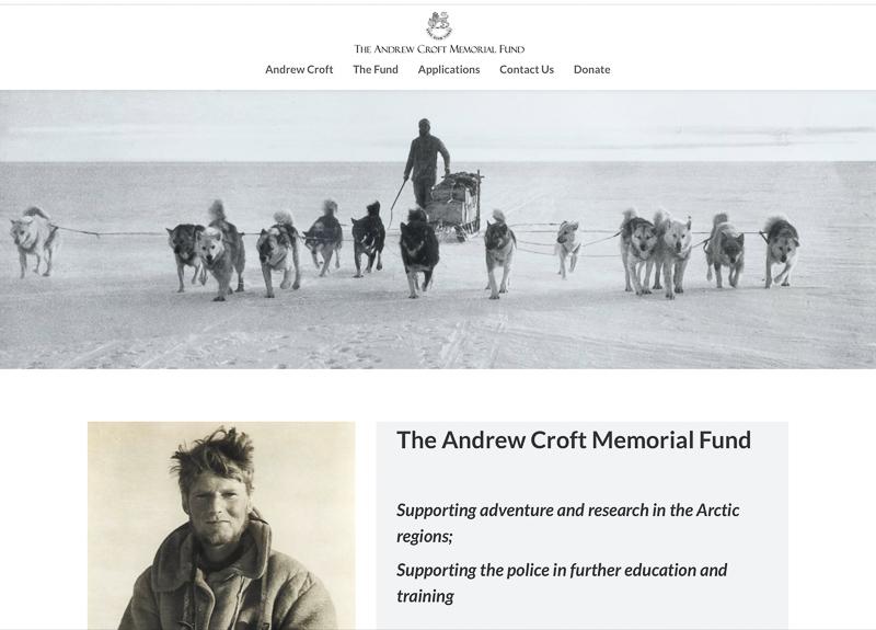 Andrew Croft Memorial Fund